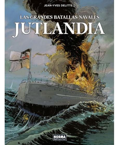 Grandes batallas navales 2: Jutlandia