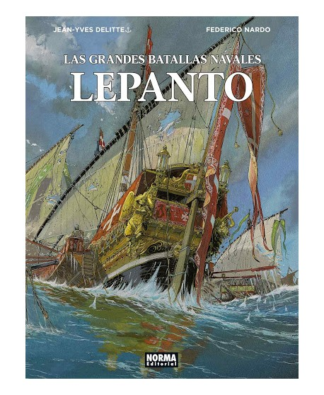 Grandes batallas navales 4: Lepanto