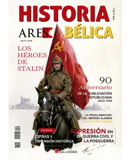Revista Historia Bélica Ares Nº 78