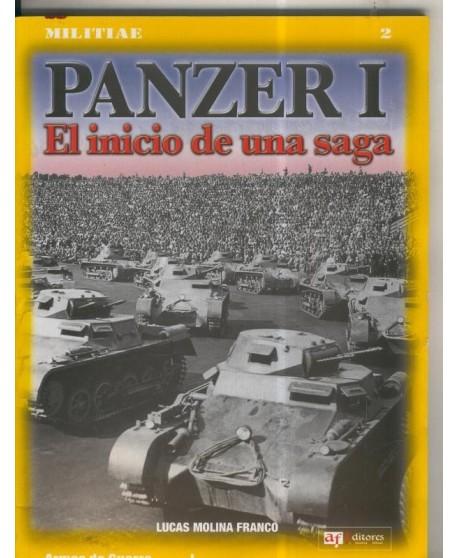 Panzer I el inicio de una saga