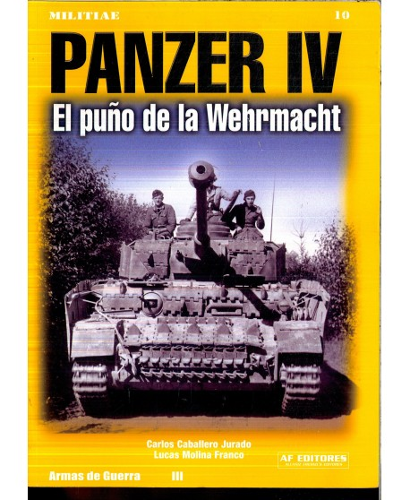 Panzer IV El puño de la Wehrmarcht
