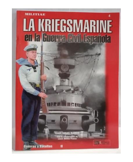 La Kriegsmarine en la Guerra Civil española