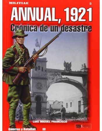 Annual 1921 Crónica de un...
