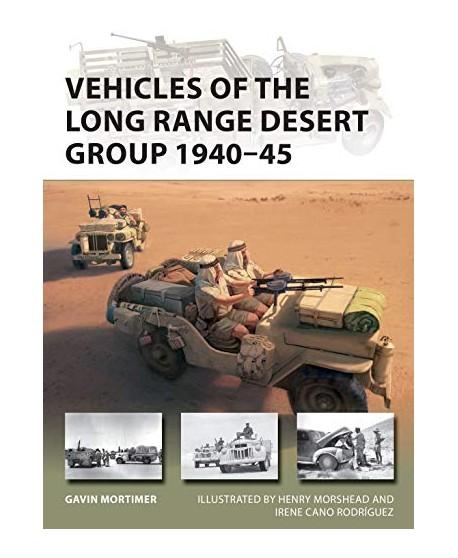 Vehicles of the Long Range Desert Group 1940–45