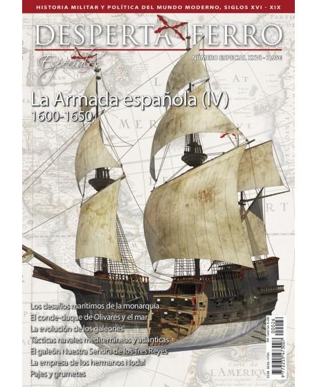 La Armada española (IV). 1600-1650