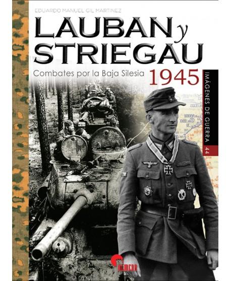 Lauban y Striegau 1945
