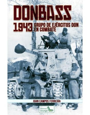 Donbass, 1943. Grupo de...