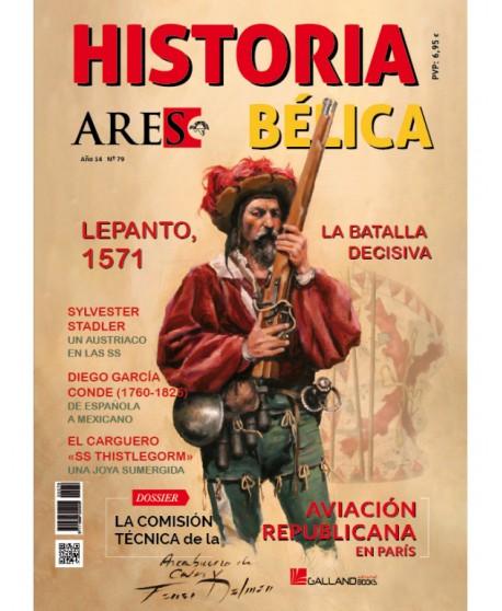 Revista Historia Bélica Ares Nº 79