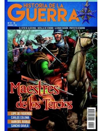 Historia de la Guerra nº 22...
