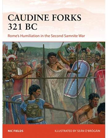 Caudine Forks 321 BC:...