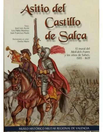 Asitio del castillo de Salses