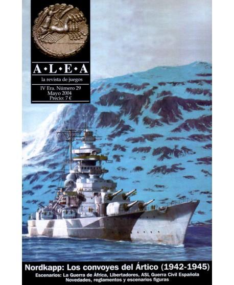 Nordkapp: Los convoyes del Ártico (1942-1945)