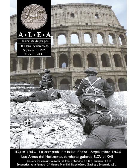 Segunda Guerra Mundial, Italia 1944