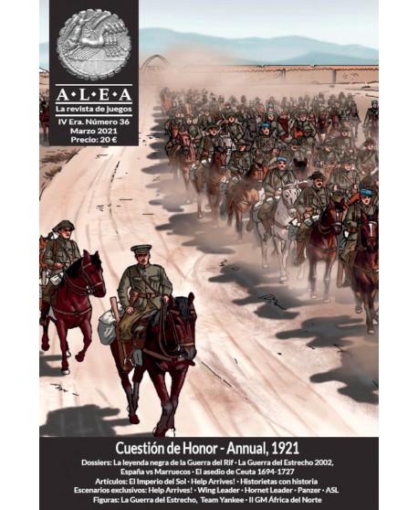 Cuestión de Honor – Annual, 1921.