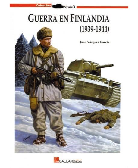 Guerra en Finlandia (1939-1944)