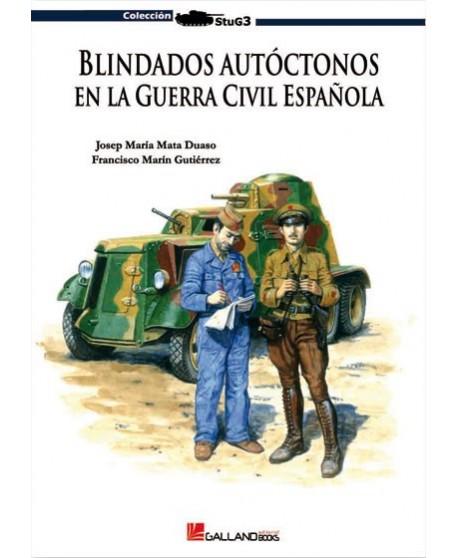 Blindados autóctonos en la Guerra de España