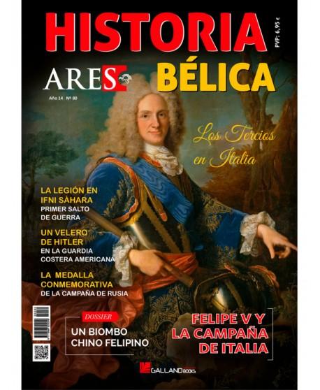 Revista Historia Bélica Ares Nº 80