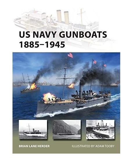 US Navy Gunboats 1885–1945