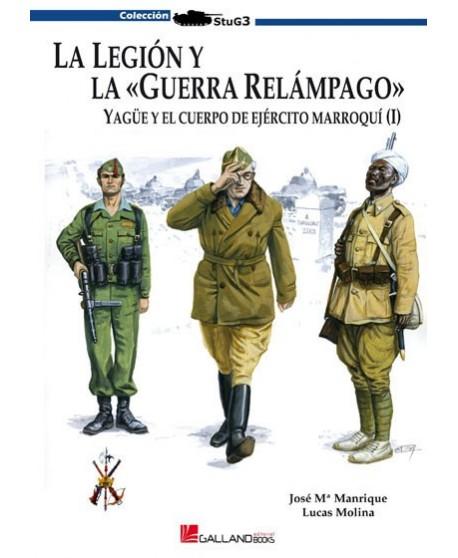 La Legión y la «Guerra Relámpago» vol.1