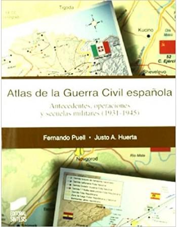 Atlas de la Guerra Civil...