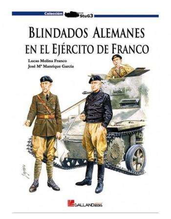Blindados alemanes en el...