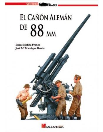El cañón alemán de 88 mm
