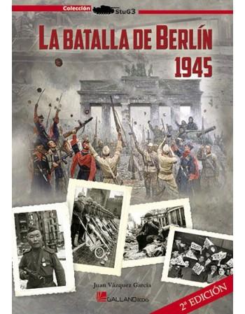 La batalla de Berlín, 1945