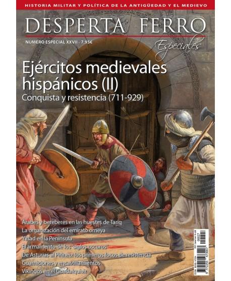 Ejércitos medievales hispánicos (II). Conquista y resistencia (711-929)