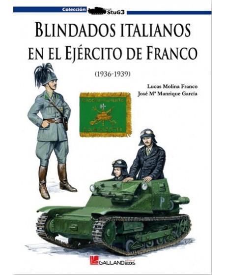 Blindados italianos en el Ejército de Franco