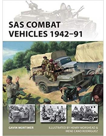SAS Combat Vehicles 1942–91