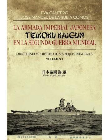 La Armada Imperial japonesa...