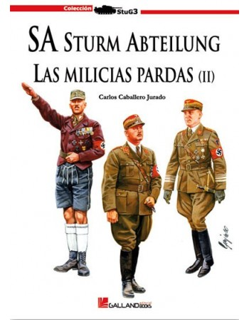 SA Sturm Abteilung. Las...