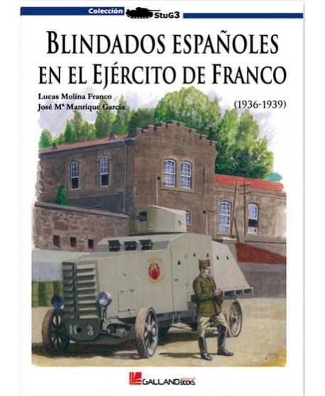 Blindados españoles en el Ejército de Franco