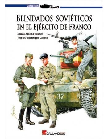 Blindados soviéticos en el...