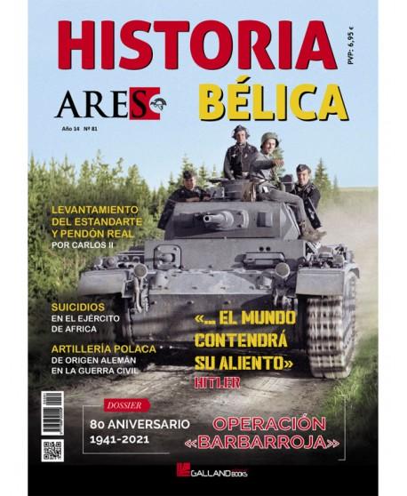 Revista Historia Bélica Ares Nº 81