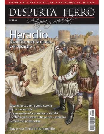 Heraclio. Bizancio entre la...