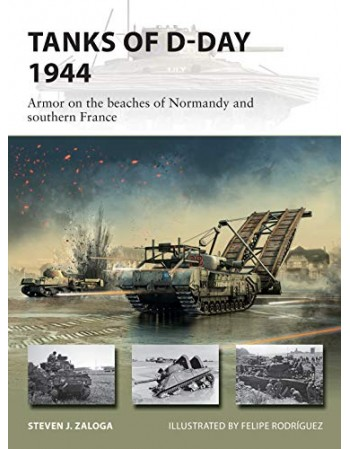 Tanks of D-Day 1944 Armor...