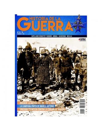 Historia de la Guerra nº 24...