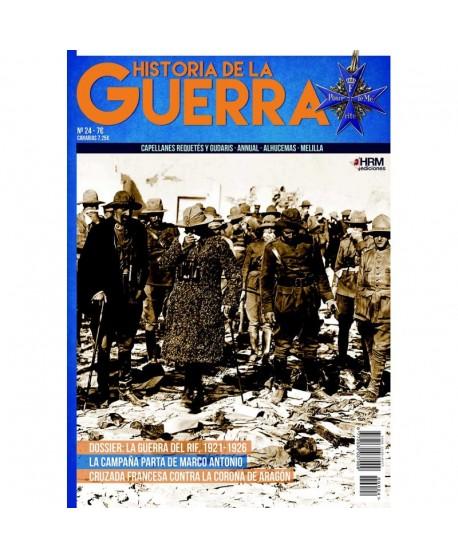 Historia de la Guerra nº 24 La guerra del Rif, 1921-1926
