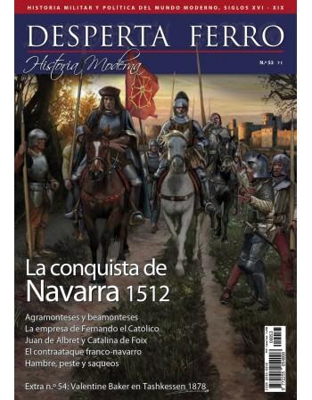 La conquista de Navarra 1512