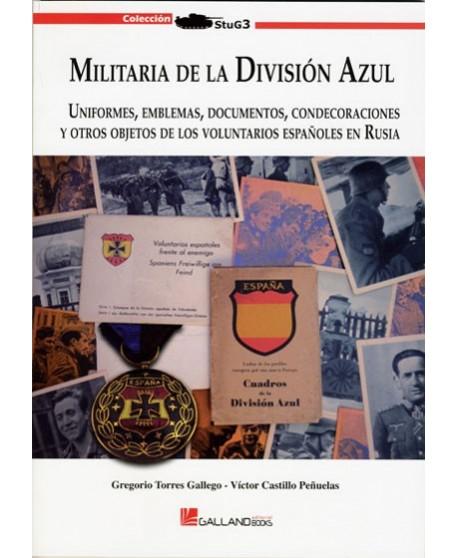 Militaria de la División Azul