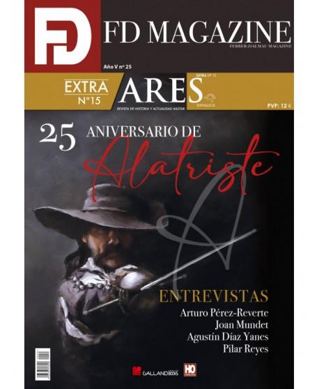 25 Aniversario Del Capitán Alatriste. Extra N.º 15 ARES