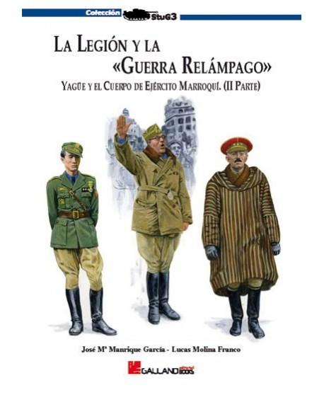 La Legión y la «Guerra Relámpago»vol. 2