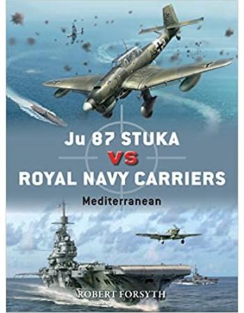 Ju 87 Stuka vs Royal Navy...