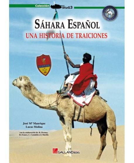 Sáhara español. Una historia de traiciones