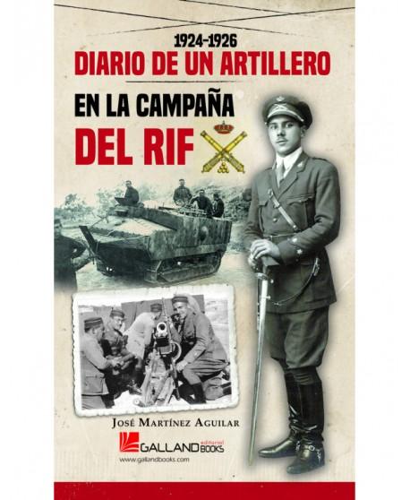 Diario De Un Artillero En La Campaña Del Rif. 1924-1926