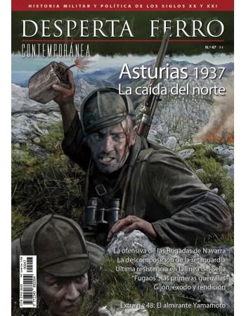 Asturias 1937. La caída del...