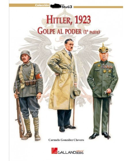 Hitler. 1923 (vol. 1)