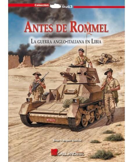 Antes de Rommel