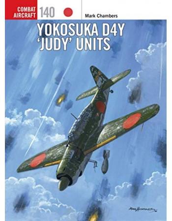 """Yokosuka D4Y """"Judy"""" Units"""